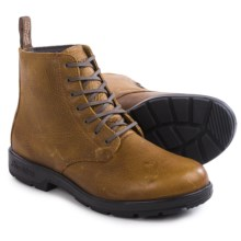 Blundstone 1453 Leather Boots - Lace-Ups, Factory 2nds (For Men and Women) in Tan Tumbled - 2nds