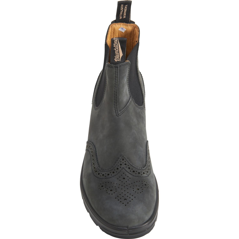 Blundstone 1472 Wingtip Chelsea Boots