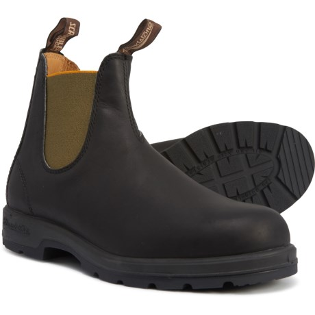 Blundstone 800 Ducati Limited Edition Chelsea Boots Leather, Factory Seconds (For Men)