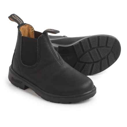 Blundstone Blunnies 531 Leather Boots - Factory 2nds (For Toddlers) in Black - 2nds