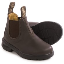 Blundstone Blunnies Leather Boots - Factory 2nds (For Toddlers) in Brown - 2nds