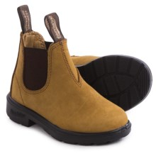 Blundstone Blunnies Leather Boots - Factory 2nds (For Toddlers) in Tan - 2nds