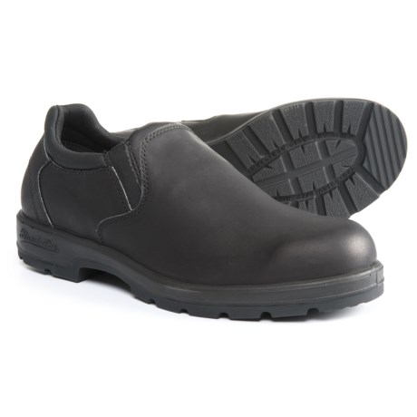 Blundstone Casual Slip-On Leather Shoes - Factory 2nds (For Men)