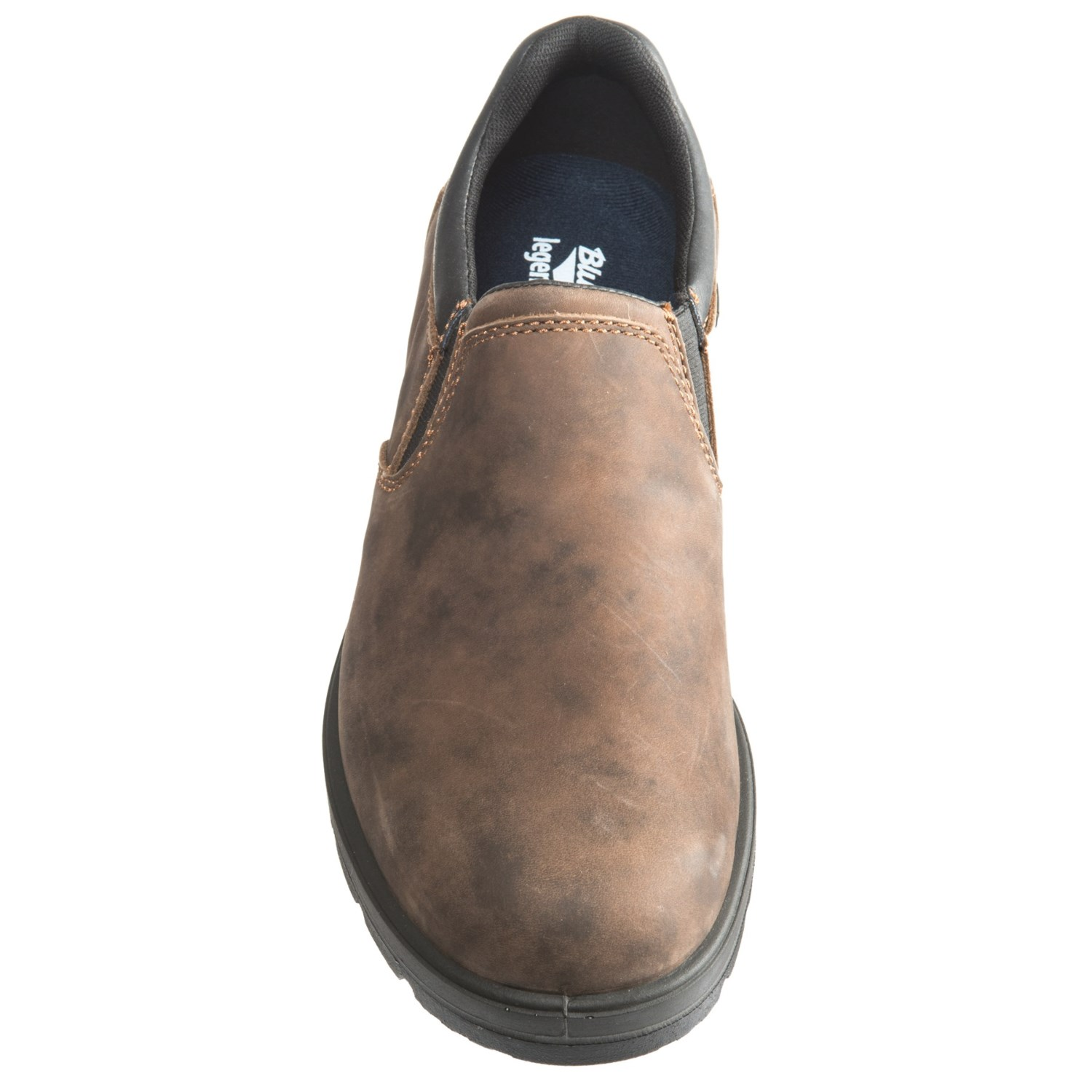Blundstone Casual Slip-On Leather Shoes
