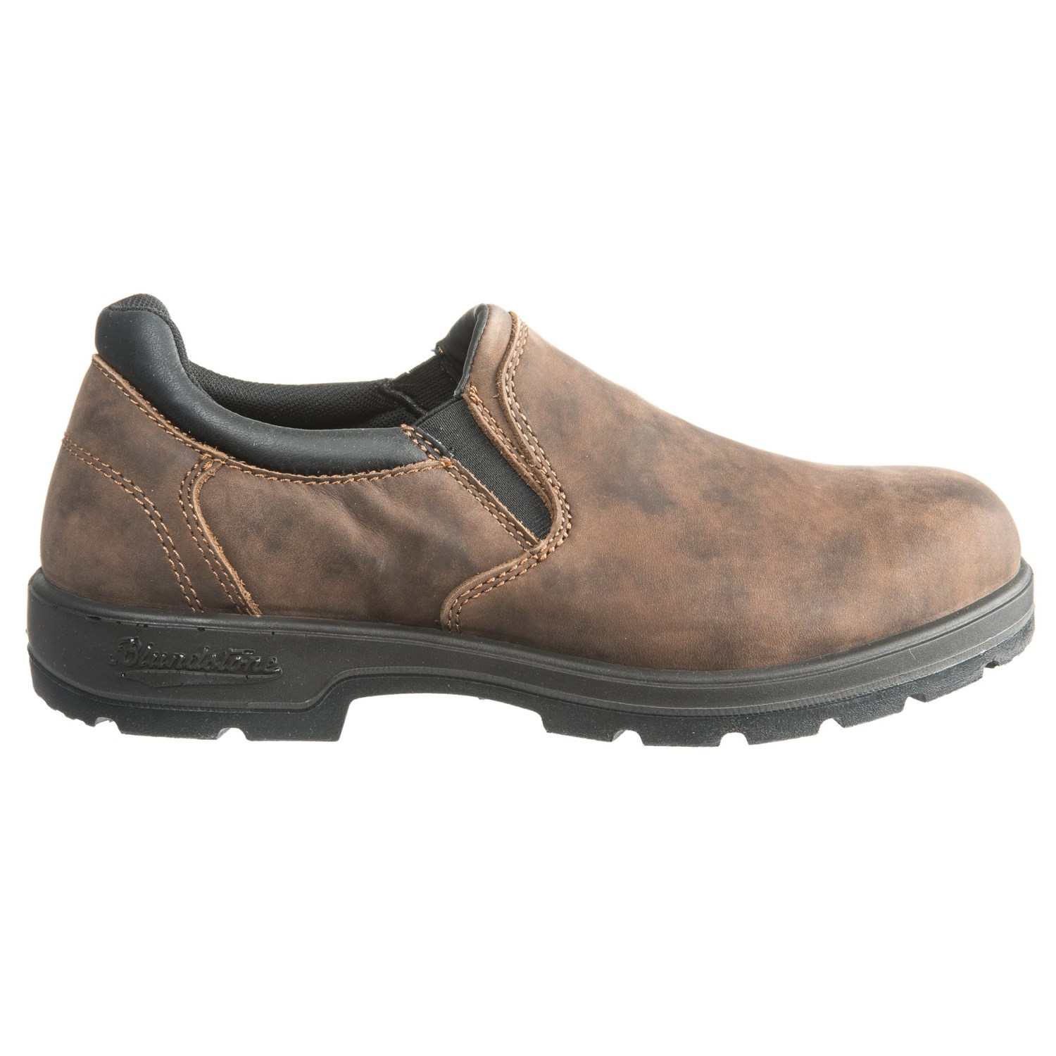 Blundstone Casual Slip-On Leather Shoes (For Men)