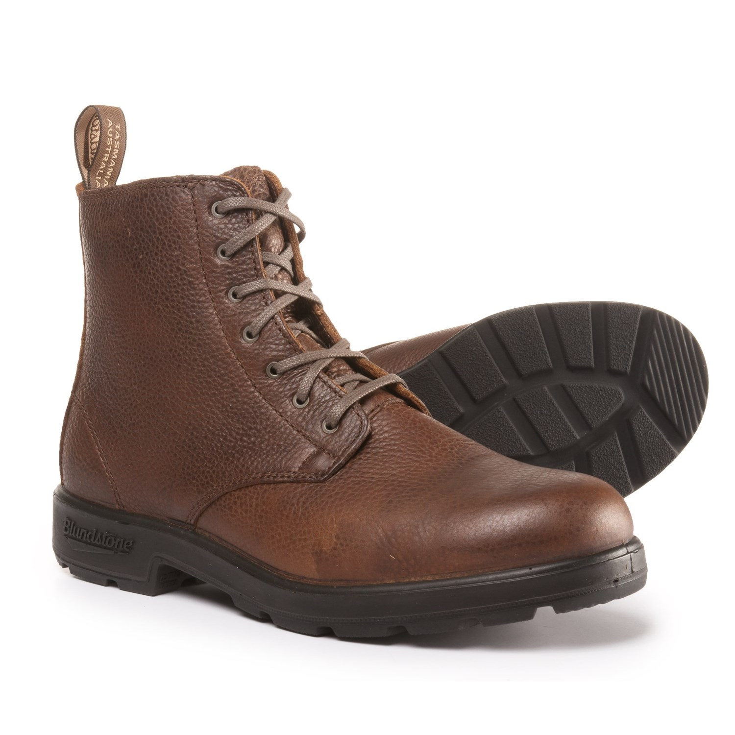 b2c0f870c29 Blundstone Lace-Up Boots - Leather, Factory 2nds (For Men)