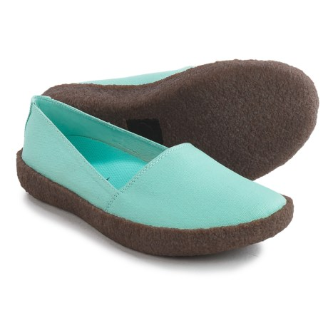 Bluprint Topanga Espadrilles (For Women) in Ocean Blue