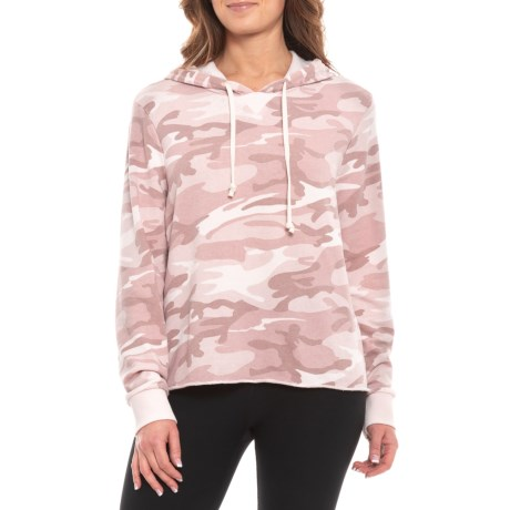 Image of Blush Camo Day Off Hoodie (For Women)