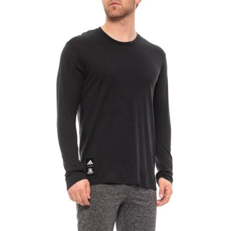 Image of BM WL T-Shirt - Wool Blend, Long Sleeve (For Men)