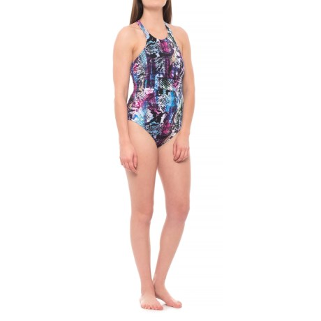Image of Boa Danika One-Piece Swimsuit - Removable Padded Cups (For Women)