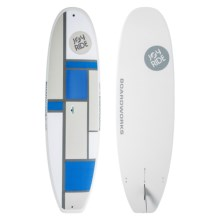 """Boardworks SDK Joyride Stand-Up Paddle Board - 10'11"""" in Blue/Grey/Sky Blue - Closeouts"""
