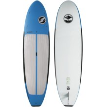 """Boardworks SDKP B-Ray Stand-Up Paddle Board - 10'6"""" in Blue/Blue/White - Closeouts"""