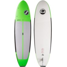 """Boardworks SDKP B-Ray Stand-Up Paddle Board - 11'6"""" in Green/Green/White - Closeouts"""