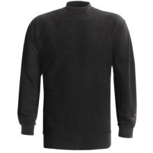 Boathouse 12 oz. Fleece Sweatshirt (For Men) in Black - Closeouts