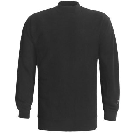 Boathouse 9 oz. Fleece Sweatshirt (For Men) in Black