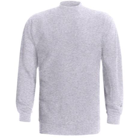 Boathouse 9 oz. Fleece Sweatshirt (For Men) in Grey