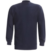 Boathouse 9 oz. Fleece Sweatshirt (For Men) in Navy - Closeouts