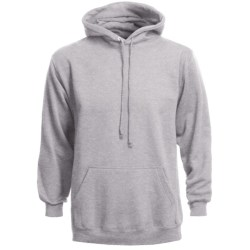 Boathouse Sports Fleece Hooded Sweatshirt (For Men) in Grey Heather