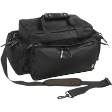 Bob Allen Deluxe Range Bag in Black - Closeouts