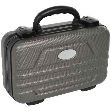 Bob Allen Silverside Series Single Pistol Case in Grey - Closeouts