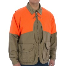Bob Allen Upland Hunting Coat (For Men) in Tan/Blaze Orange - Closeouts