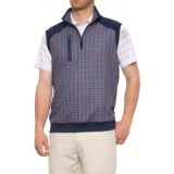 Bobby Jones XH20 Golf Vest - UPF 15, Zip Neck (For Men)