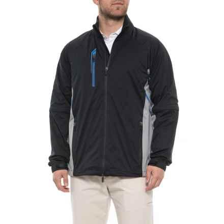 Bobby Jones XH2O Velocity Golf Rain Jacket - Waterproof (For Men) in Black - Closeouts