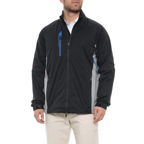 3a343ce78 Bobby Jones XH2O Velocity Golf Rain Jacket - Waterproof (For Men) in Black