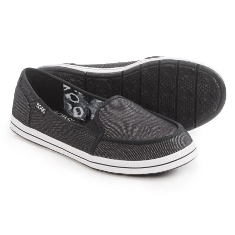 BOBS from Skechers Flexy Back Spring Shoes Slip Ons (For Women)