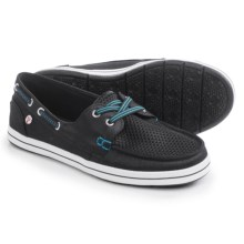 BOBS from Skechers Flexy High Tide Shoes - Slip-Ons (For Women) in Black - Closeouts