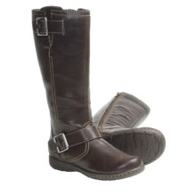 B.O.C. by Born Martina II Boots (For Girls) in Chocolate - Closeouts