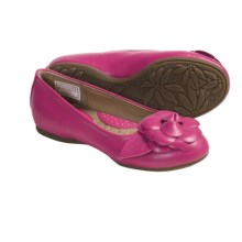 B.O.C. by Born Shelly Flat Shoes (For Girls) in Fuchsia - Closeouts
