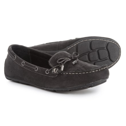 457fbb8a428876 b.o.c Holland Moccasins - Nubuck (For Women) in Black