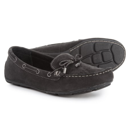 f50434eb006 b.o.c Holland Moccasins - Nubuck (For Women) in Black