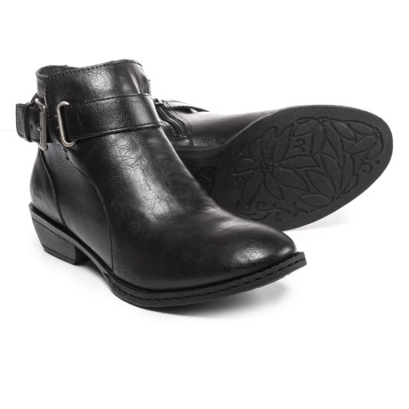 b.o.c McLeod Ankle Boots - Vegan Leather (For Women)