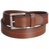 Boconi 35mm Cut-Edge Belt - Leather (For Men)