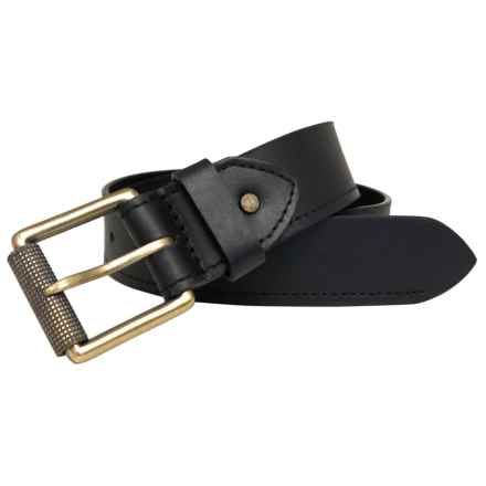 Boconi 40mm Leather Belt (For Men) in Black - Closeouts