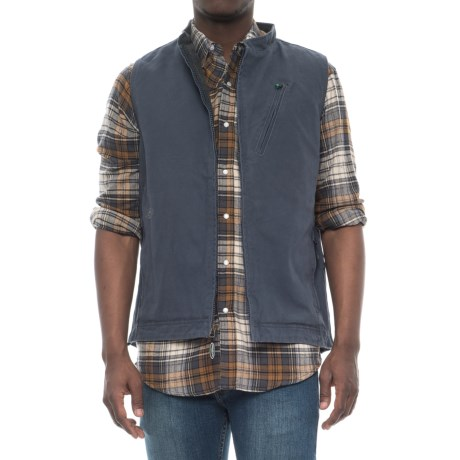 Image of Bodark Canvas Vest (For Men)