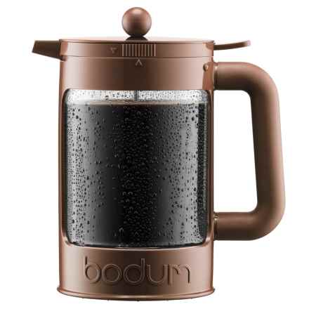 Bodum Bean Iced Coffee Maker - 51 fl.oz. in Brown - Closeouts