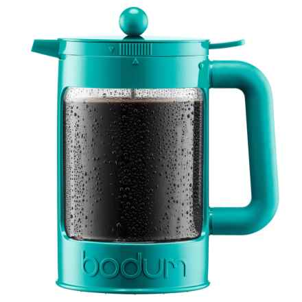 Bodum Bean Iced Coffee Maker - 51 fl.oz. in Green - Closeouts