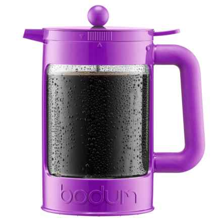 Bodum Bean Iced Coffee Maker - 51 fl.oz. in Purple - Closeouts