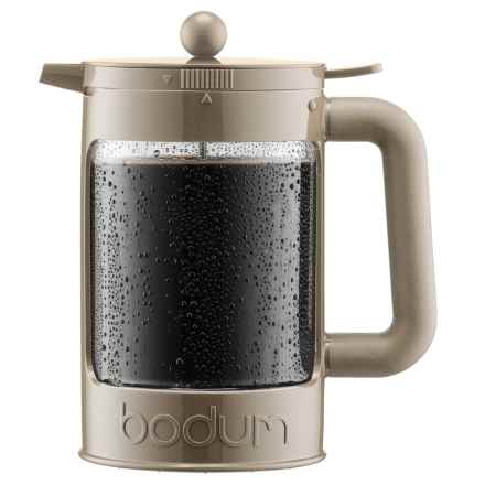 Bodum Bean Iced Coffee Maker - 51 fl.oz. in Sand - Closeouts