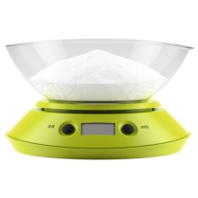 Bodum Bistro Kitchen Scale in Lime Green - Closeouts