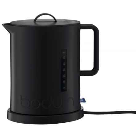 Bodum Ibis Electric Water Kettle - 57 fl.oz. in Black - Closeouts