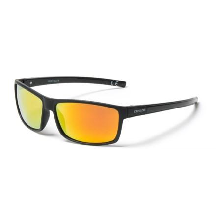 27fb598dc7a1 Body Glove 3 Mirror Sunglasses (For Men) in Black/Red