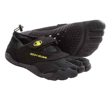 Body Glove 3T Barefoot Max Shoes - Minimalist, Amphibious (For Men) in Black/Charcoal - Closeouts