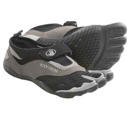 Body Glove 3T Barefoot Max Shoes - Minimalist, Amphibious (For Men) in Black/Dark Shadow - Closeouts