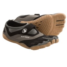 Body Glove 3T Barefoot Max Shoes - Minimalist, Amphibious (For Men) in Black/Gold Gum - Closeouts