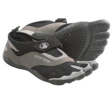 Body Glove 3T Barefoot Max Shoes - Minimalist, Amphibious (For Men) in Black/Grey - Closeouts