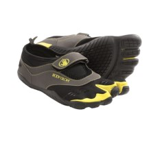Body Glove 3T Barefoot Max Shoes - Minimalist, Amphibious (For Men) in Black/Yellow - Closeouts